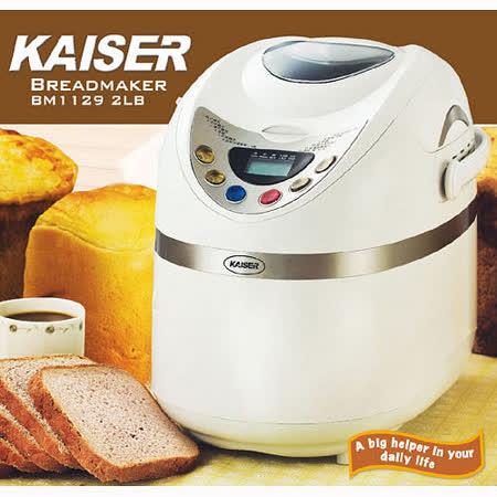 KAISER 威寶 多功能麵包製造機