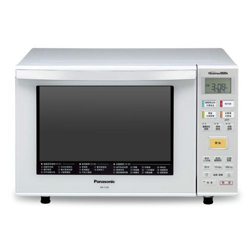 國際23L變頻烘燒烤微波爐NN-C236