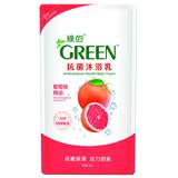 綠的抗菌沐浴乳補充包-葡萄柚700ml