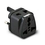 SAMPO聲寶 旅行萬用轉接頭 全球通用型 (EP-UA1C) (黑色)