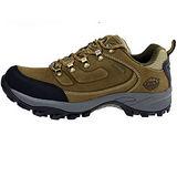 雪松RAN(CEDAR)款309煙草色(KINGTEX全防水)男女鞋情侶鞋專櫃正品防水防滑厚真牛皮戶外鞋登山鞋露營鞋