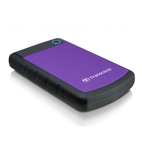 創見 SJ25H3P 2TB USB3.0 2.5吋防震行動硬碟