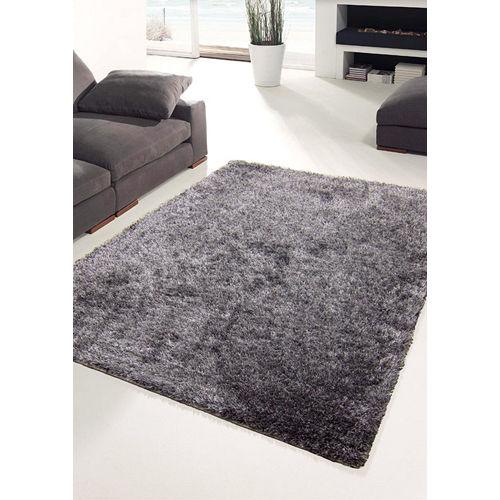 【范登伯格】嘉年華☆居家美學長毛地毯-灰色(140x200cm)