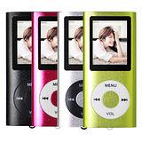 超薄4代炫彩1.8吋 MP3 MP4 插卡式蘋果機