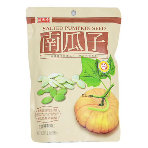 盛香珍南瓜子150g