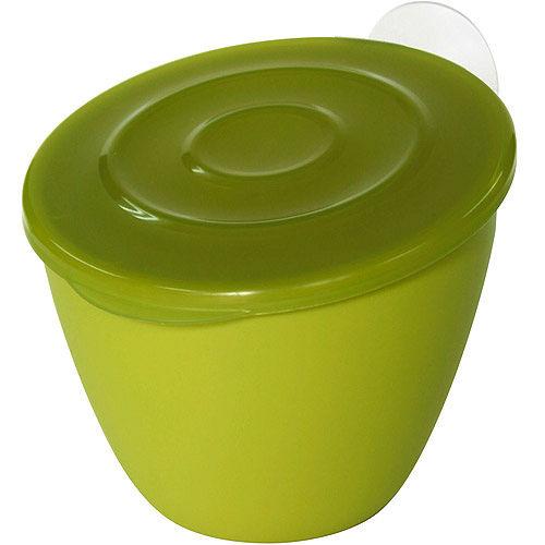 ~Sceltevie~吸盤廚餘桶 綠
