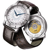 TISSOT Heritage Navigator領航者160週年紀念機械腕錶 T0786411603700