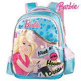 芭比Barbie 魔力甜心新生書包B-藍色