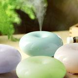 【TickTock】馬卡龍甜甜圈香氛水氧機(買1送1)(共5色)
