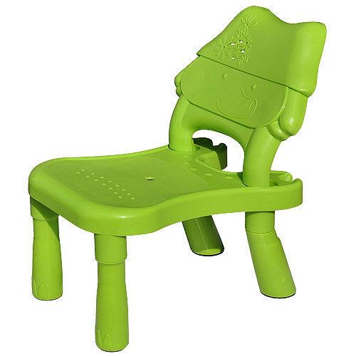 寶貝樂 多用途雙蓮蓬頭掛座洗髮座椅(綠)