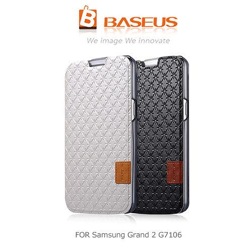 BASEUS 倍思 Samsung Galaxy Grand 2 G7106 G7102 錦衣皮套