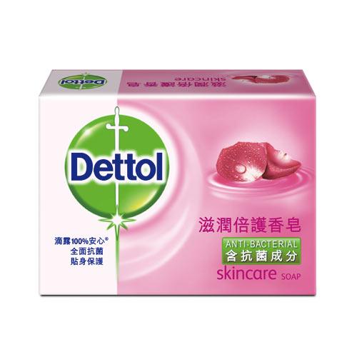 ★買一送一★滴露滋潤倍護香皂90g*3入