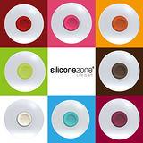 【Siliconezone】施理康繽紛掛式防塵杯蓋8色(任選2色)