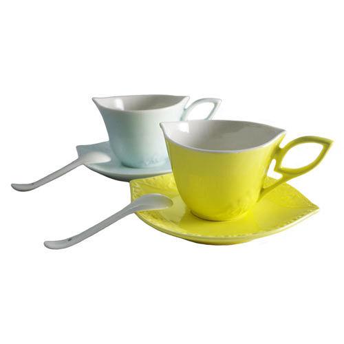 獨特造型杯盤組