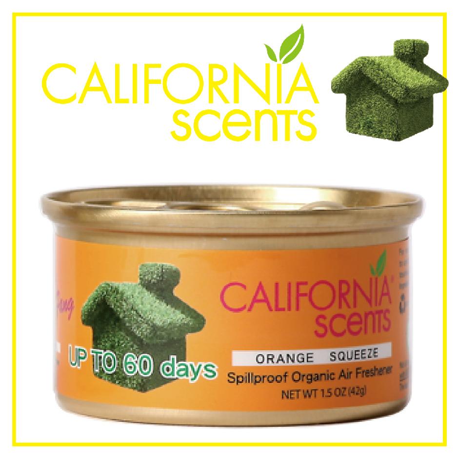 ~御香坊CALIFORNIA Scents~橘子CAN009 Orange Squeeze