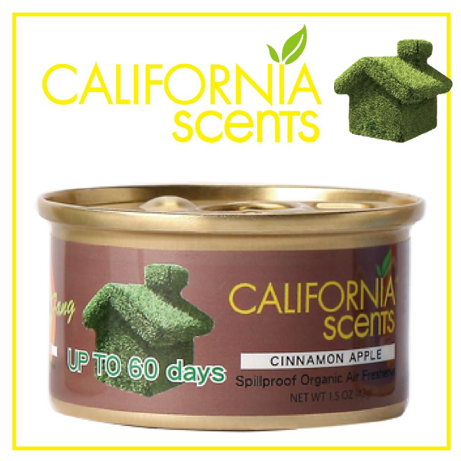 ~御香坊California Scents~蘋果肉桂瑪芬CAN048 CINNAMON A