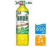 御茶園每朝健康綠茶 650ml*24 瓶