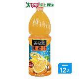美粒果柳橙汁1250ml*12入/箱