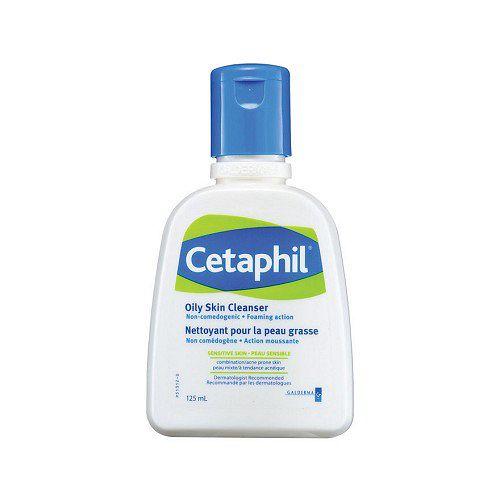 Cetaphil 舒特膚 油性肌膚專用潔膚乳 125ml