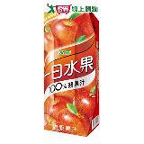 波蜜一日水果100%蘋果汁PR250ml*6入