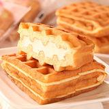 【一期一會】奶油鬆餅(6入)(含運)