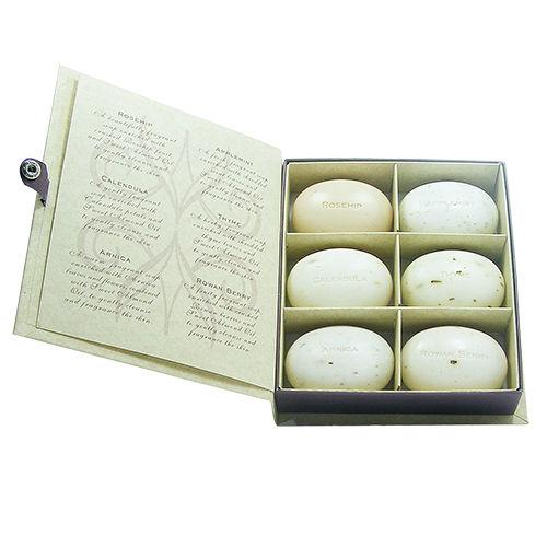 御香坊 BRONNLEY 草本皂禮盒 -6入皂