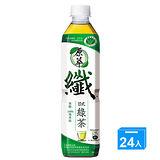 原萃日式纖綠茶580ml*24入/箱