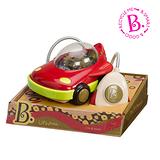 【美國B.Toys感統玩具】迴轉遙控車-幽浮