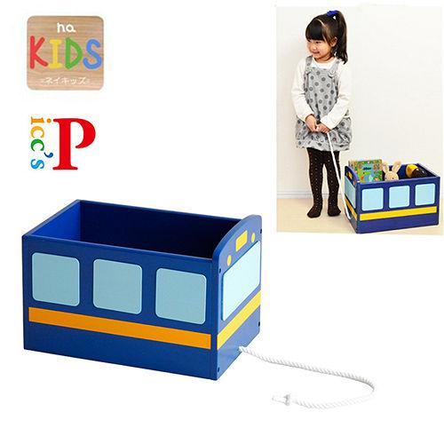 ~C B~na~KIDS Picc's快樂兒童玩具收納箱