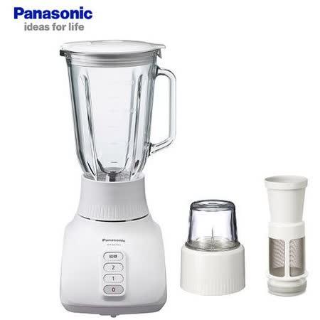 Panasonic 國際牌  玻璃杯果汁機