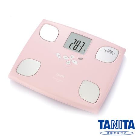 日本TANITA 十合一女性減重模式體組成計 BC750-櫻花粉