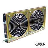 【太星電工】風神4吋二孔散熱降溫排風扇 WFEB42.