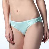 【LADY】莉莉思 沁涼系 低腰三角褲(薄荷綠)