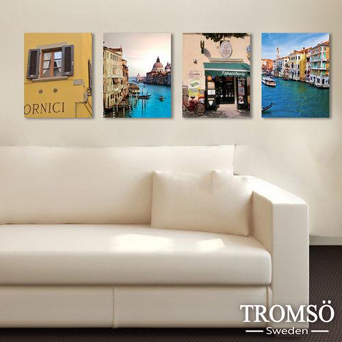 TROMSO時尚無框畫/陽光威尼斯