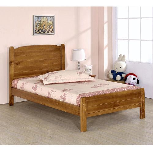 ~DFhouse~涼夏5尺實木雙人床