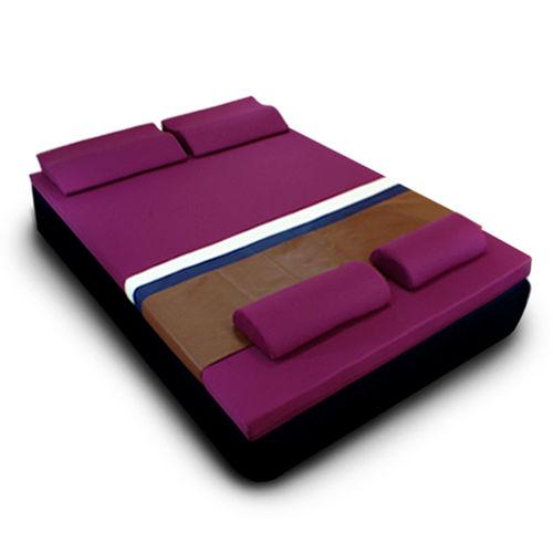 [黎安思-Zean`s] 頂級竹炭感溫釋壓記憶床墊(加大6cm)迷戀紫