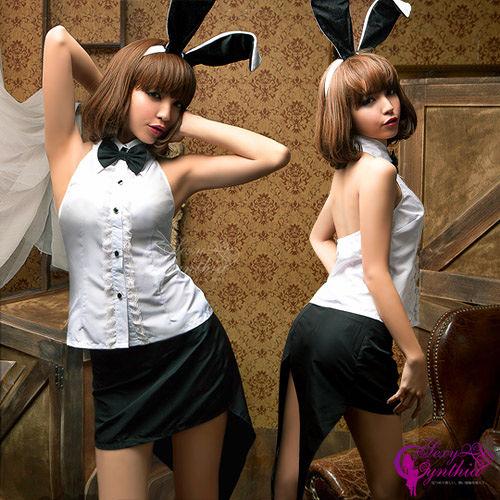 【Sexy Cynthia】Sexy Bunny!四件式兔女郎角色扮演服