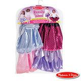 美國瑪莉莎 Melissa & Doug 華麗裝扮短裙組合包