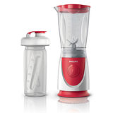 ◆PHILIPS◆飛利浦 隨鮮杯活氧果汁機(紅色) HR2872~贈隨行杯一個
