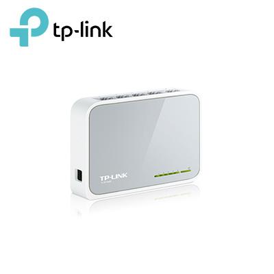 TP-LINK TL-SF1005D 5埠 10/100Mbps 桌上型交換器