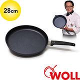 德國 WOLL Saphir Lite藍寶石輕巧系列 28cm平煎鍋 (不含鍋蓋)