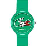 Lacoste 國旗系列世足賽熱血腕錶-義大利 L2020074