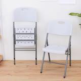 【免工具】折疊椅/休閒椅/會客椅(1入/組)