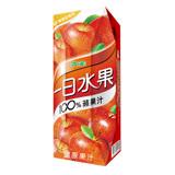 波蜜一日水果100%蘋果汁PR250ml*24