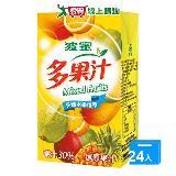 波蜜多果汁250ml*24