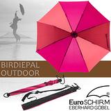 【德國 EuroSCHIRM】BIRDIEPAL OUTDOOR 戶外專用風暴傘(非折疊傘).晴雨傘/W208-CW4 紫紅