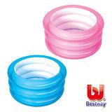 (購物車)《購犀利》【Bestway】嬰兒充氣浴池-藍、粉
