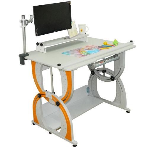HAPPYHOME 愛德華兒童成長書桌 組DE~100A M2  色
