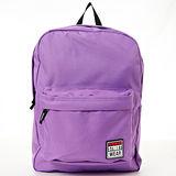 VISION STREET WEAR 潮牌時尚多色運動休閒雙肩後背包--紫--VB2032U