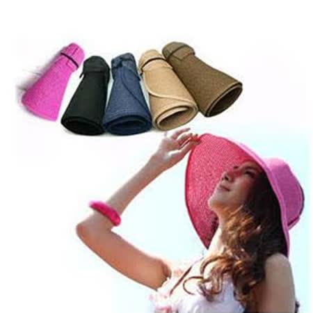 PS Mall 時尚好收納防曬帽